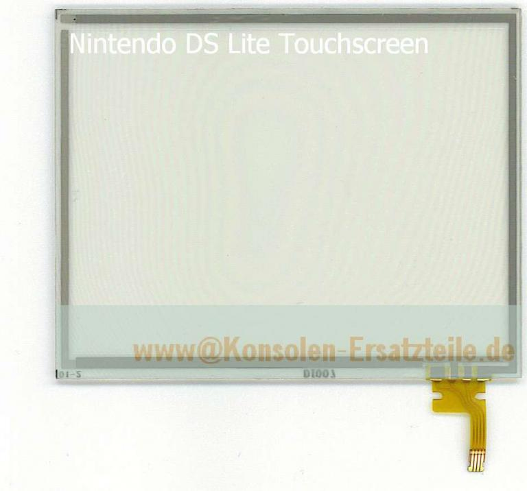 DS-Lite Touchpanel
