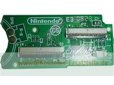NDS LCD  PCB