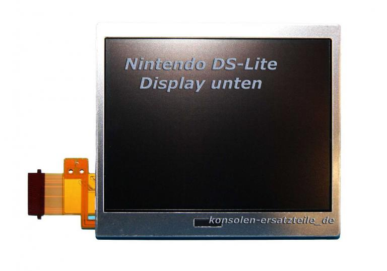 Unteres Display DS-Lite